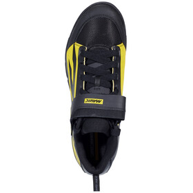 Mavic Deemax Pro Shoes Unisex Yellow Mavic/Black/Black